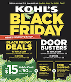 Kohls Black Friday 2019