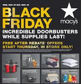 Macys Black Friday 2019